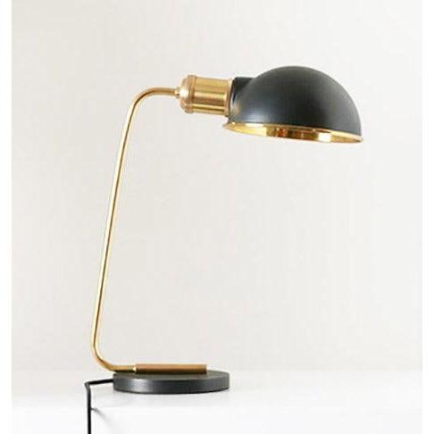 Metal Tribeca Collister Desk Lamp For Sale - Image 7 of 7