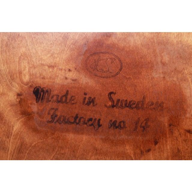 Edmond Spence Wave Front Long Dresser For Sale - Image 10 of 11