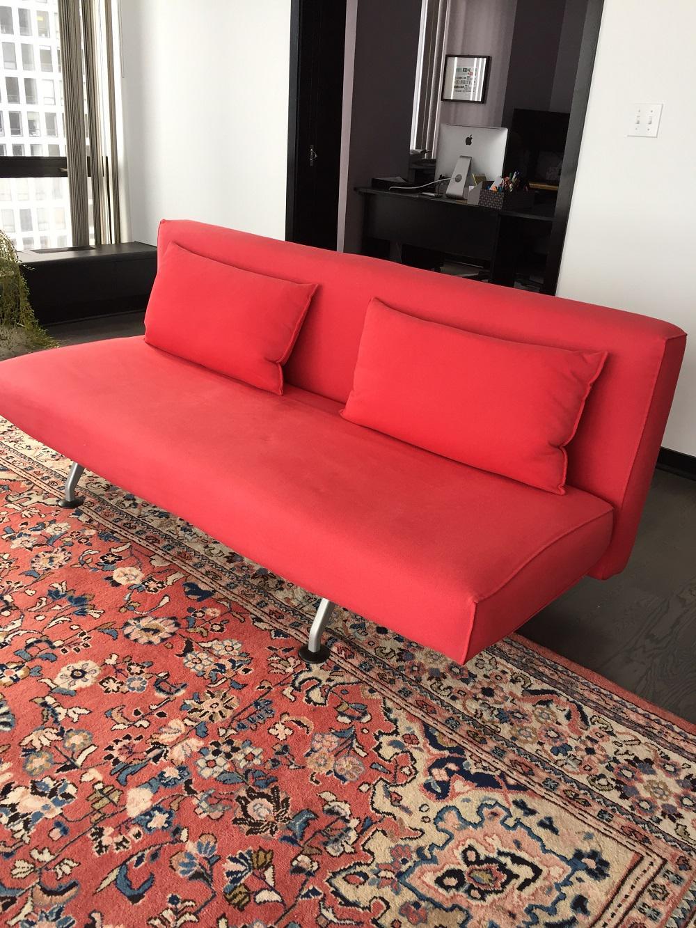 Eames Design Within Reach Sliding Sofa   Image 2 Of 11