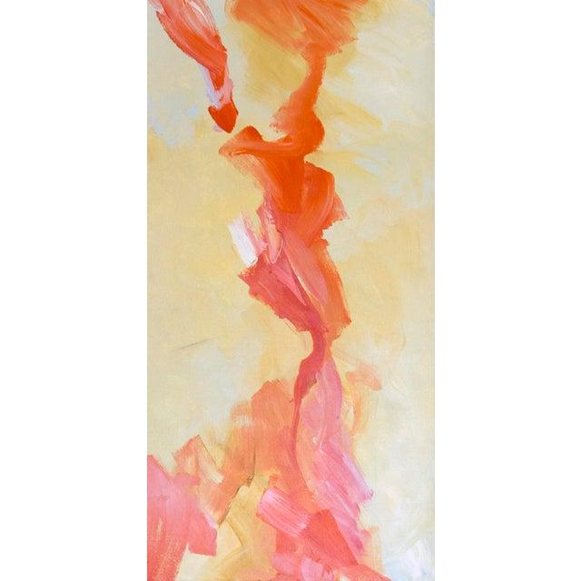 Bennett Strahan Dancer 6 Abstract Painting