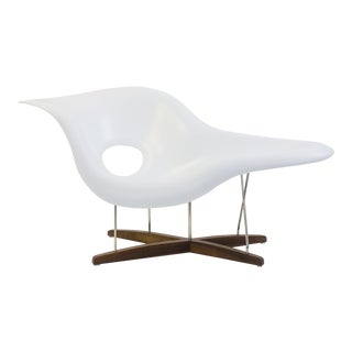 """La Chaise"" Chair by Charles and Ray Eames"