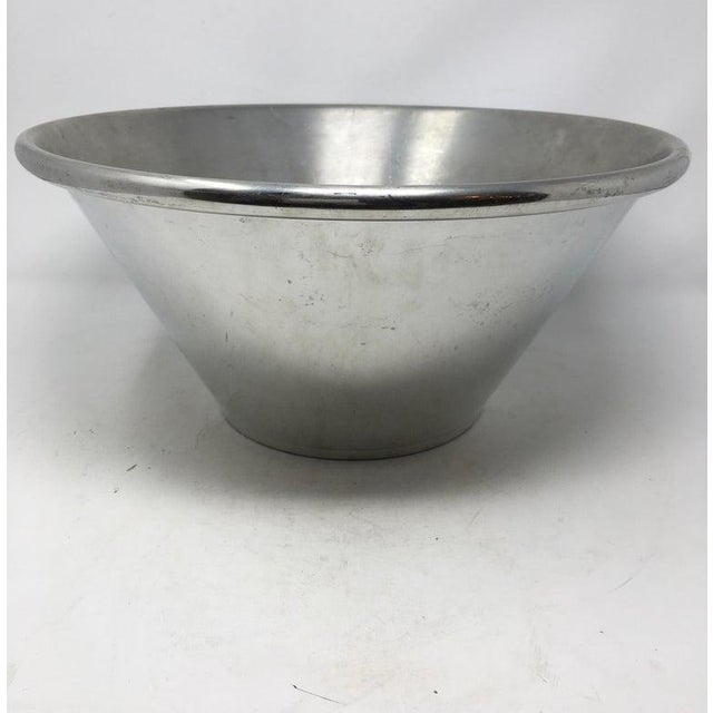 French Mercier Champagne Bowl For Sale - Image 3 of 10