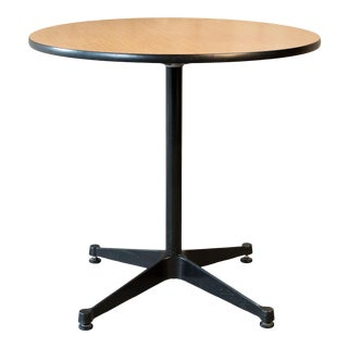 1980s Herman Miller Eames Bamboo Group Table For Sale