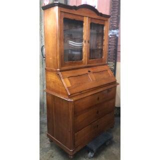 Antique Early 19c Biedermeier Secretary Desk Preview