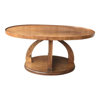 Swedish Art Deco Coffee Table For Sale