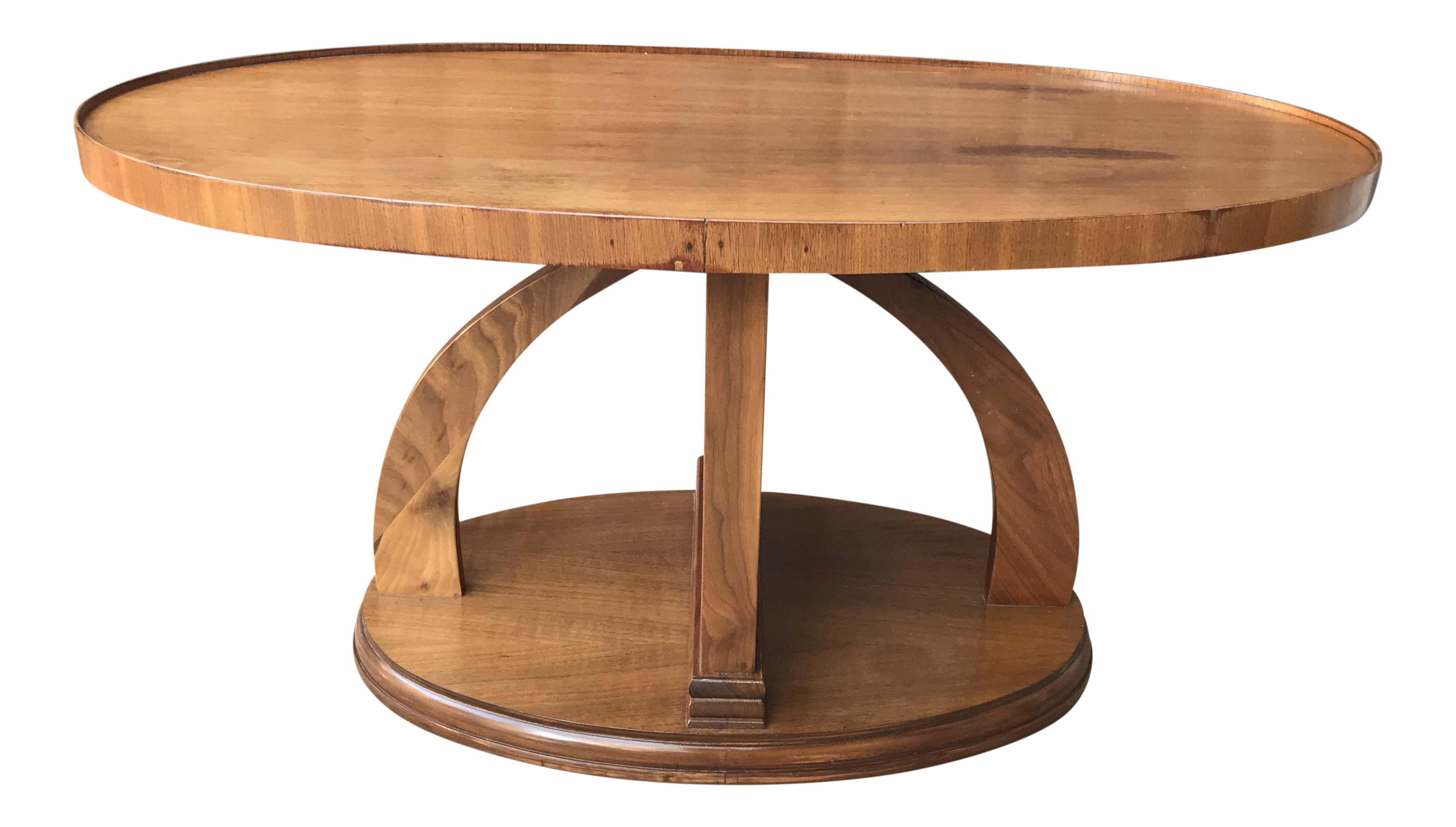 Gentil Swedish Art Deco Coffee Table