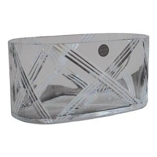Astral Crystal Bowl/Vase For Sale