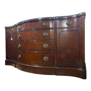 "Mahogany ""Drexel Heritage Credenza For Sale"
