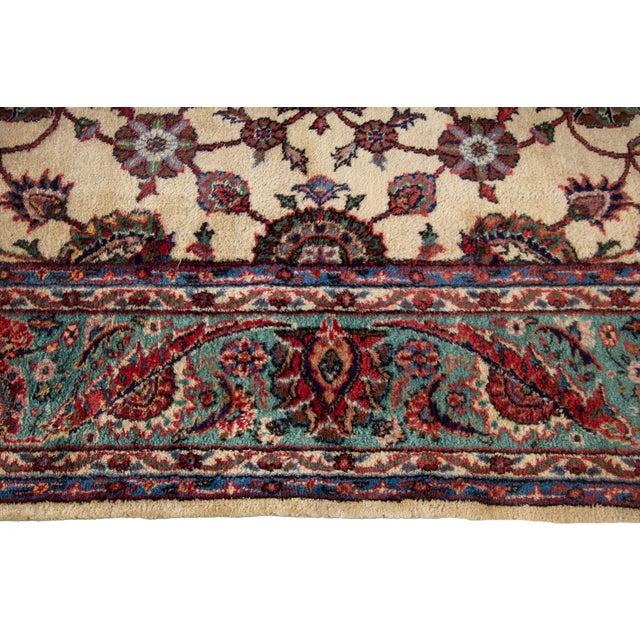 """Textile Vintage Turkish Rug, 10'04"""" X 14'02"""" For Sale - Image 7 of 8"""