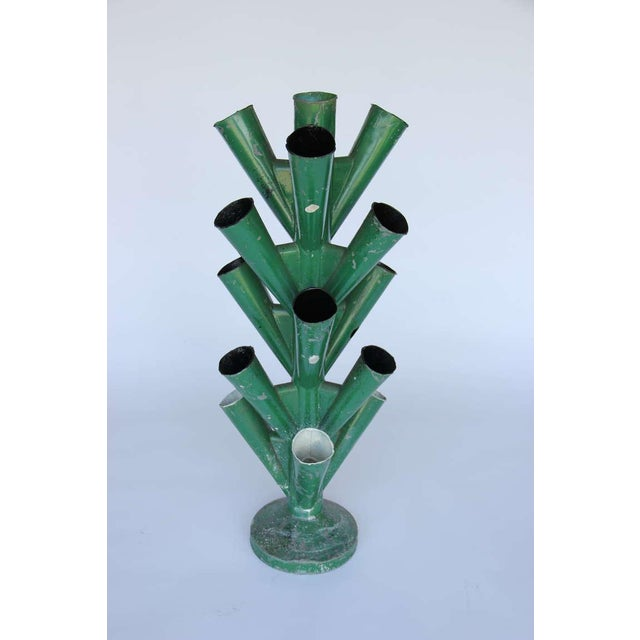 French Flower Market Bouquet Holder For Sale - Image 4 of 9