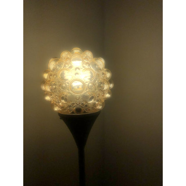 1960s Helena Tynell Bubble Lamp Flush Mount Wall Sconce Shade For Sale - Image 5 of 7