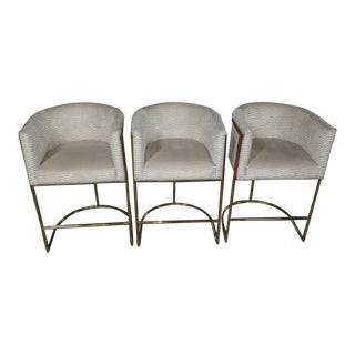 Mira Bar Stools - Set of 3 For Sale