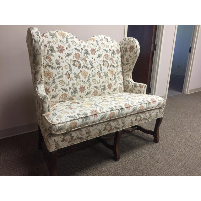 Pearson Floral Settee - Image 3 of 6
