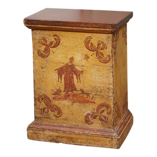Small, Early 19th Century Painted Table