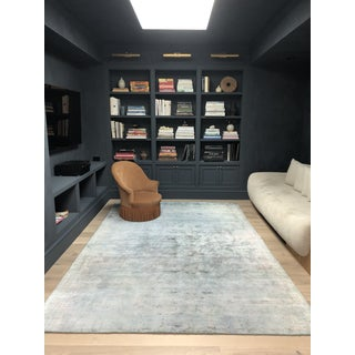 "Elegant Silk Abc Home & Carpet Overdyed Rug - 10'7"" X 7'3"" Preview"