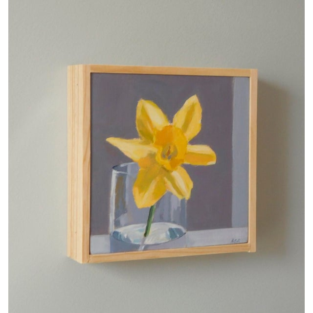 Cottage Daffodil by Anne Carrozza Remick For Sale - Image 3 of 6