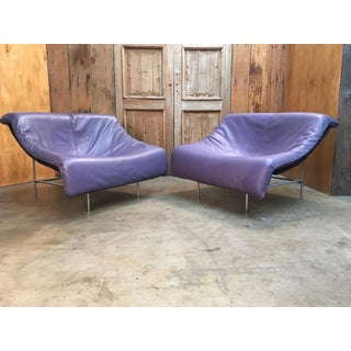 Vintage Mid Century Gerard Van Den Berg Butterfly Chairs- A Pair Preview
