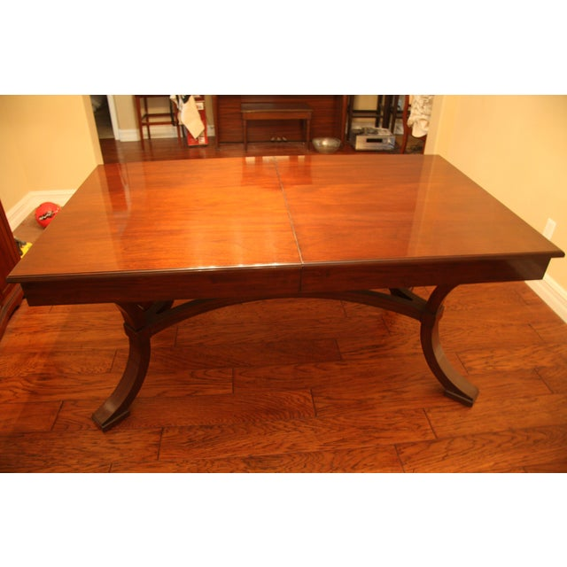 Williams-Sonoma Home Solid Mahogany Dining Table-Preneau Collection From the original Williams-Sonoma Home Description:...