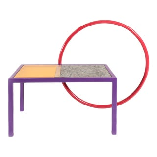 Przemek Pyszczek, Table With Red Ring, Ca, 2019 For Sale