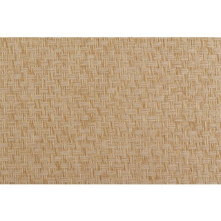 Maya Romanoff Island Weaves: Tiki - Woven Jute & Paper Wallcovering, 16 yds (14.6 m) For Sale