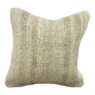 Turkish Natural Handwoven Home Decor Kilim Pillow Cover For Sale