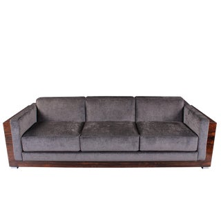 Ziricote 3-seater Sofa With Chaise For Sale