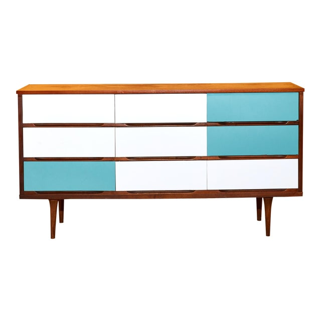 9 Drawer Dresser For Sale