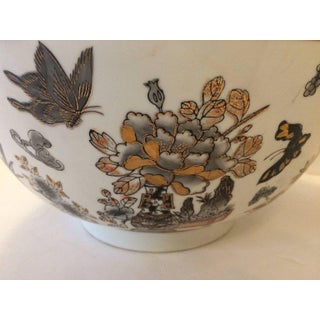 Large Chinese Porcelain Center Bowl or Punch Bowl Preview