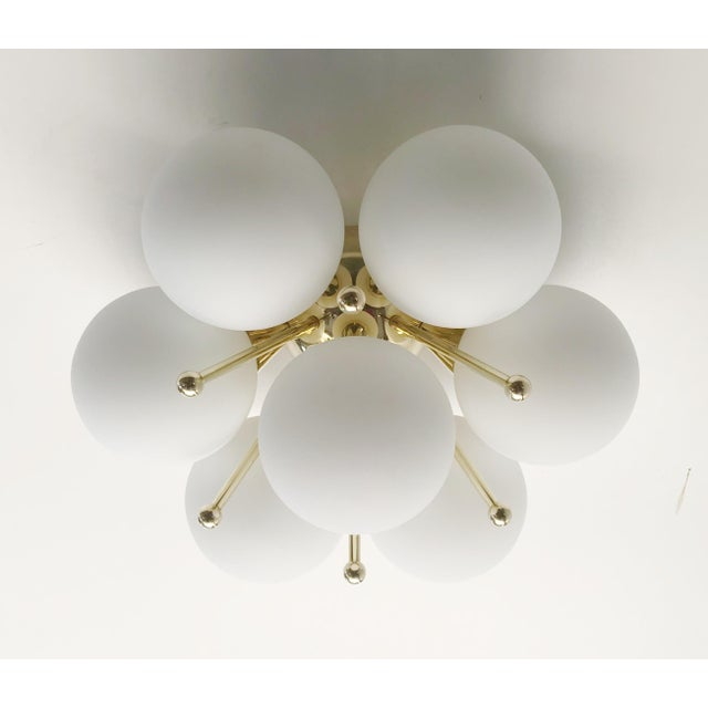 Not Yet Made - Made To Order Sakura Flush Mount / Sconce by Fabio Ltd. For Sale - Image 5 of 9