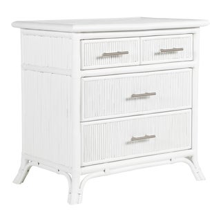 Aruba Four-Drawer Chest - White For Sale