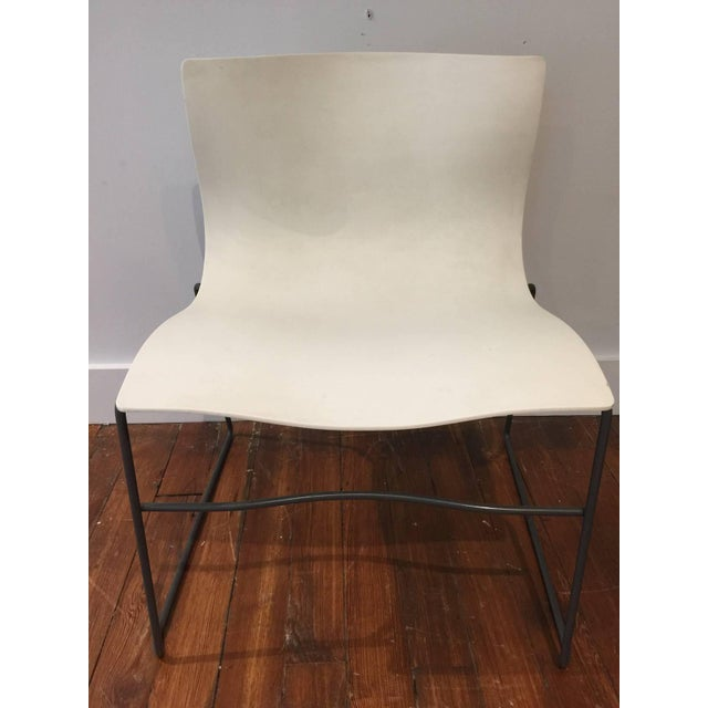 White Knoll Handkerchief Chairs - Set of 4 - Image 2 of 5