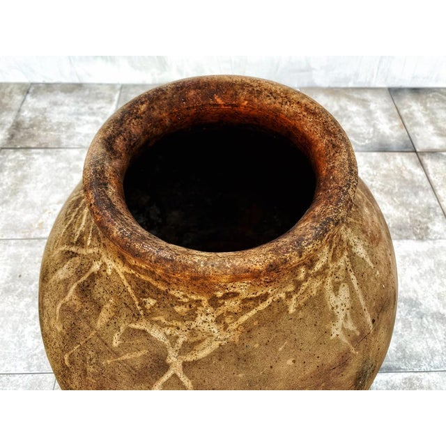 Clay Late 19th Century Spanish Vessel For Sale - Image 7 of 8