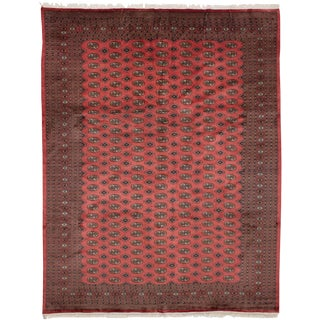 """Hand-Knotted Rug, 9'3"""" x 11'10"""" feet"""