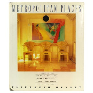 """Metropolitan Places"" Interior Design Style Book"