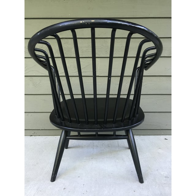 1960s Early Crinolette Chair by Tapiovaara for Asko of Finland For Sale - Image 5 of 13