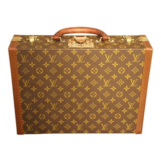 Louis Vuitton Monogram Small Suitcase or Briefcase For Sale