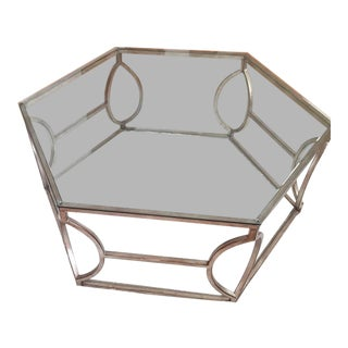 Geometric Coffee Table For Sale