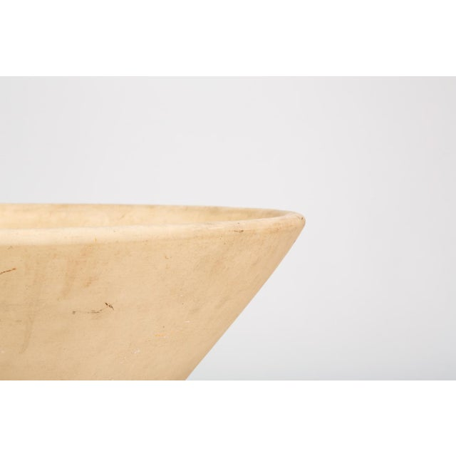 """Single Large U-6 """"Wok"""" Planter by Lagardo Tackett for Architectural Pottery For Sale - Image 11 of 13"""