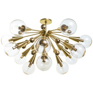 Sputnik Chandelier For Sale