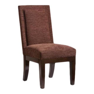 O Henry House Side Chair With Unique Backing For Sale