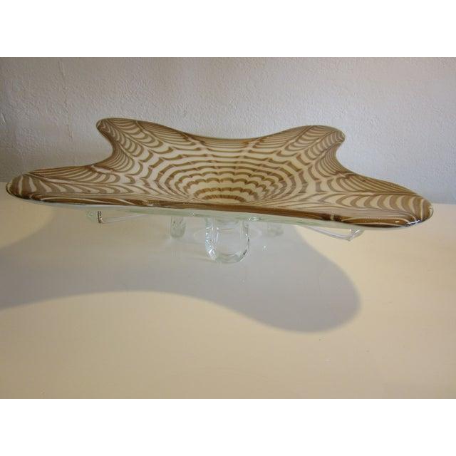 Murano Glass Bowl - Image 9 of 11