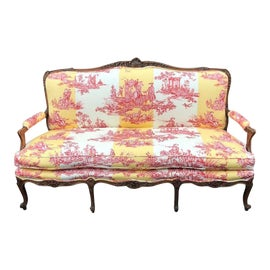 Image of Louis XV Settees