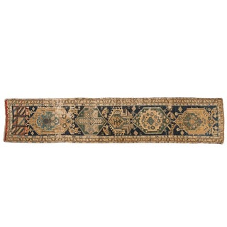 "Antique Northwest Persian Rug Runner - 2'10"" X 13'4"" For Sale"