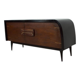 Frank Kyle Drybar Cabinet Credenza Mexican Mid Century Modernist For Sale
