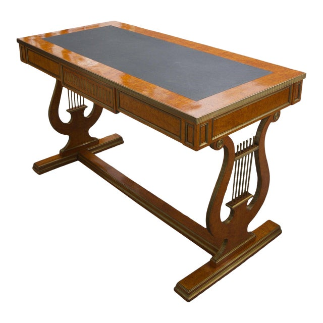 Antique Tsarist Russia Library Table For Sale