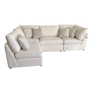 Bassett Furniture, Beckham Sectional Sofa For Sale