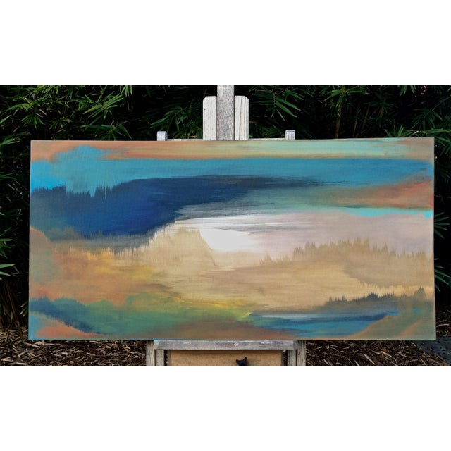 Original Contemporary Abstract Painting by Alicia Dunn - Image 3 of 3