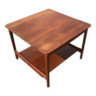 Finn Juhl for John Stewart End Table For Sale