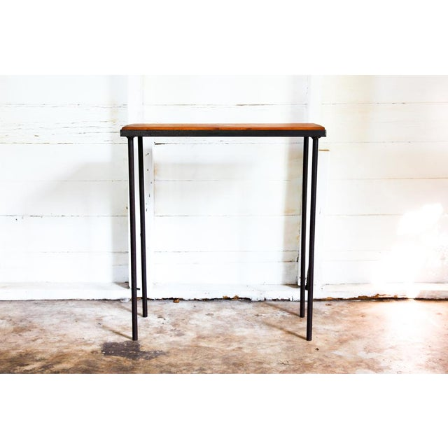 Mid-Century Modern Hand-Bag Entry Table For Sale - Image 12 of 12