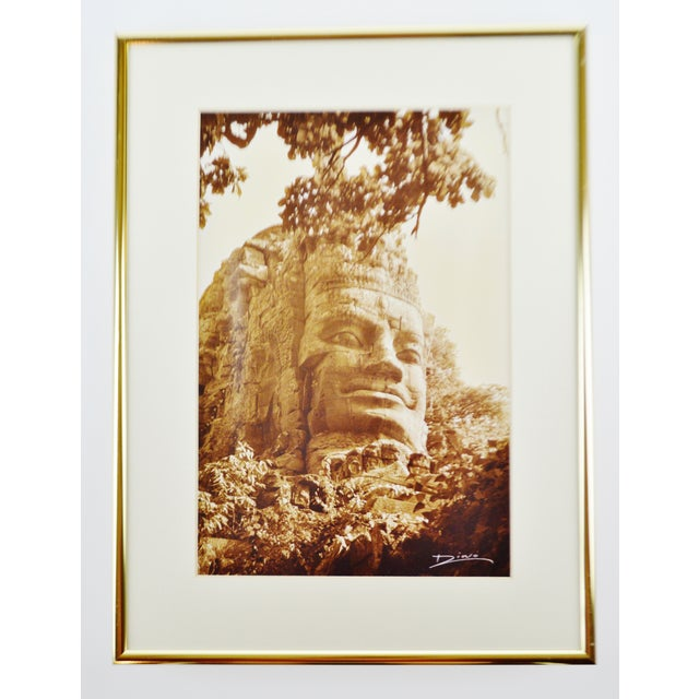 Thierry Diwo Framed Cambodian Photography Art - Set of 4 For Sale - Image 4 of 13
